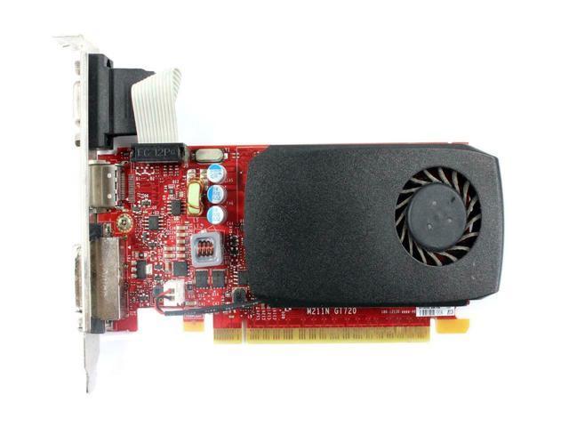 Dell XPS NVIDIA GeForce GT 720 Video Graphics Card 1GB GDDR3 HDMI DVI 9YJWT  - Newegg com