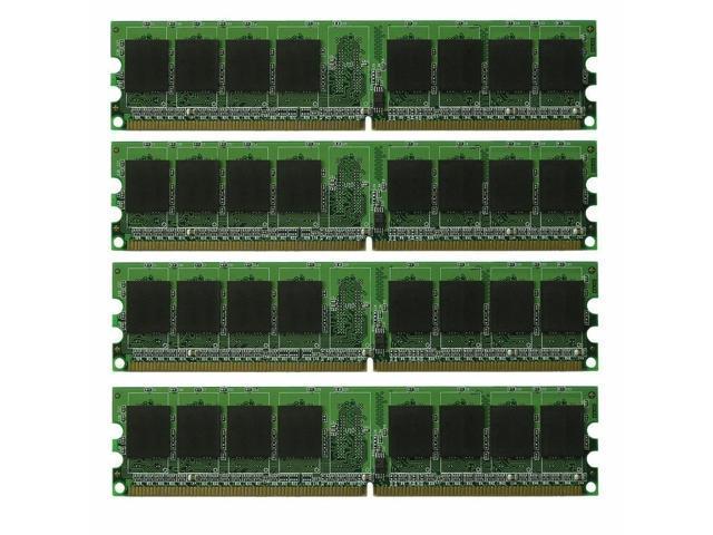 Desktop PC Memory RAM DDR2 PC2 6400 U 240 800 Mhz Unbuffered Non ECC 2 x GB Lot