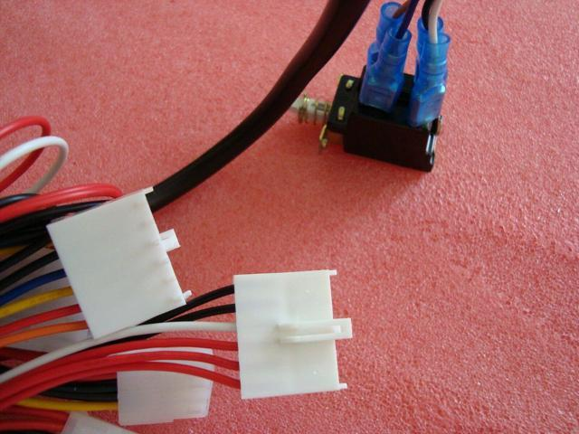 NEW 450W AT Power Supply Magitronic D-P450 D-P451 Replace//Upgrade AT