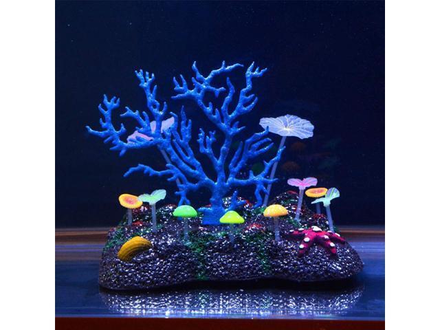 New Aquarium Decoration Coral Fashion Large Artificial Coral Reef