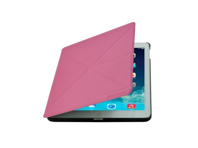 iPad origami case - Shop Folding Cover for iPad | Black VersaCover ... | 480x640