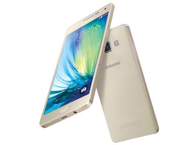 Samsung Galaxy A5 Duos SM A5000 GOLD Unlocked International Phone Dual Sim