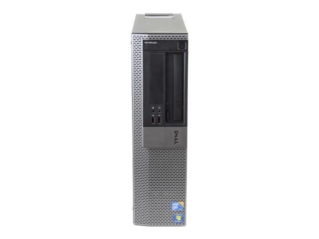 Refurbished: Dell Optiplex 390 Desktop PC i3-2120 Dual Core 3 3Ghz 4Gb  160GB DVDRW HDMI + Windows 10 Home 64 Bit - Newegg com