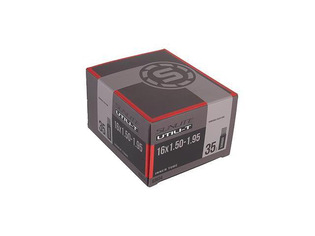 26X1.50-1.95 Sunlite Utili-T Standard Schrader Valve Tubes Tubes Sv 35Mm