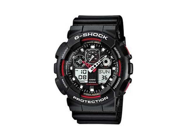 Mans watch RELOJ CASIO G-SHOCK NJ-RJ GA-100-1A4ER ... 0fc2de25c3c8