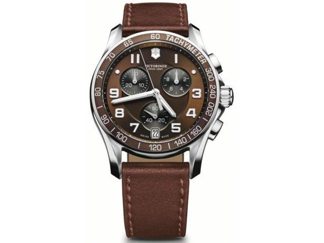 Mans Watch Victorinox Chrono Classic V241498 Newegg Com
