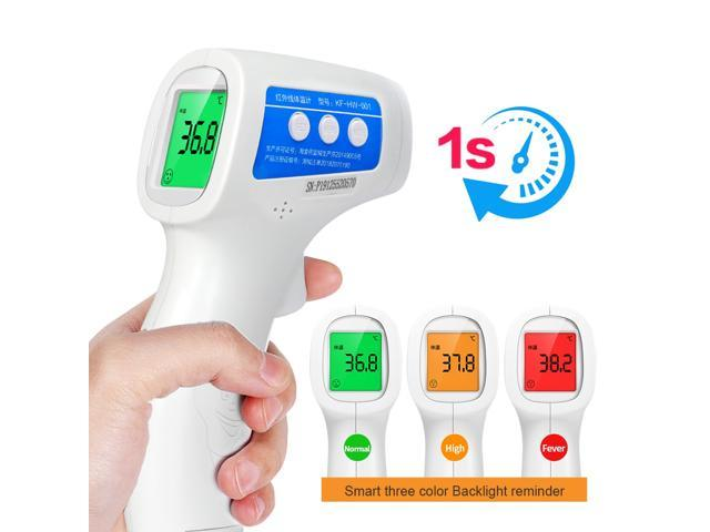 Cofoe Non Contact Body Forehead Digital Infrared Thermometer Portable Non Contact Termometro Baby Adult Temperature Newegg Com Termometro infrared digital thermometer humidity meter infrared thermometers hygrometer temperature humidity meter pyrometer. newegg