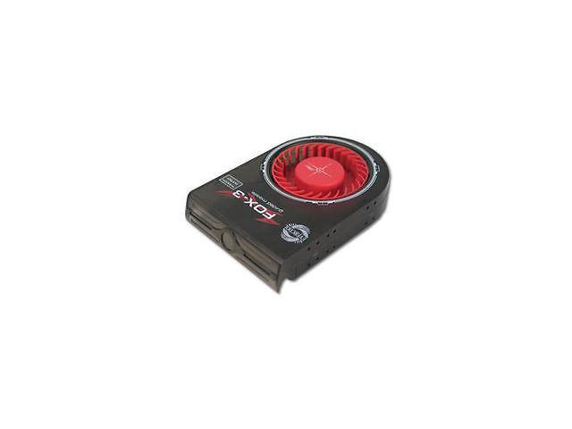 """EverCool SB-F3 Fox-3 Guided Missile System Blower Case Cooling Fan for 3.5/"""" Bay"""