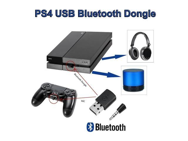 New Mini Version Bluetooth Dongle Usb Adapter For Ps4 Any Bluetooth Headset Bluetooth Adapters Newegg Com