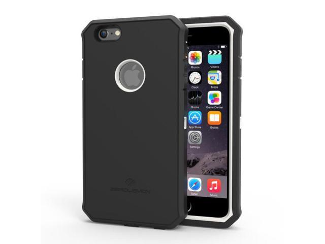 new concept a692c 1f006 iPhone 6/6s Plus Rugged Case,ZeroLemon Protector Series Rugged Case + PET  Screen Protector for iPhone 6/6s Plus 5.5? (Fits All Versions of iPhone  6/6s ...