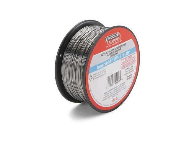 LINCOLN ELECTRIC ED030584 MIG Welding Wire, NR-211-MP, .035, Spool ...