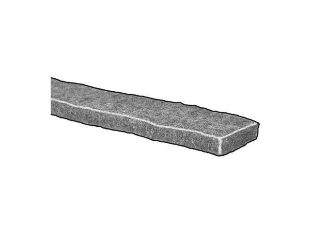 ZORO SELECT 2FKL5 Felt Strip,F13,1//8 In T,2 x 120 In