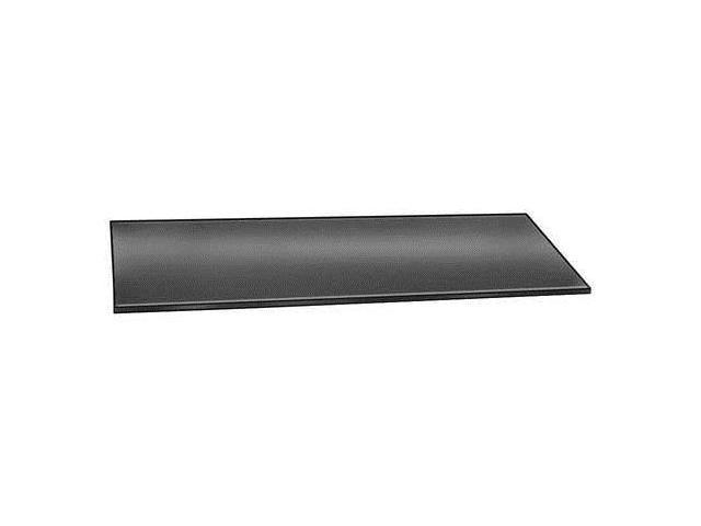 "1/"" Comm Black 2/""x36/"" 30A E JAMES 6030-1X Grade Neoprene Rubber Strip"