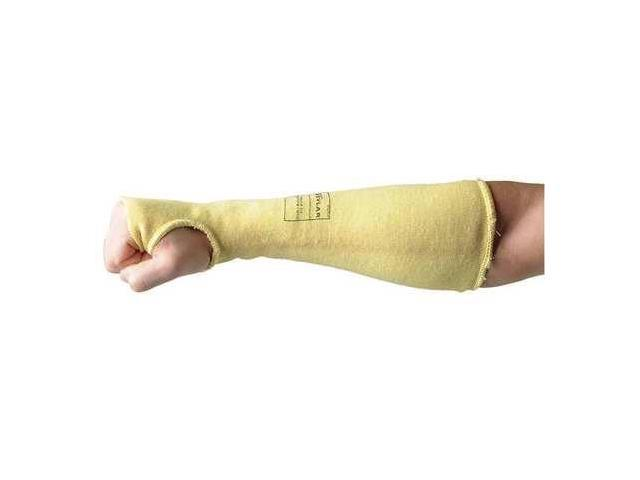 WHIZARD AD-18H Cut Resistant Sleeve,Uncoated,Unlined