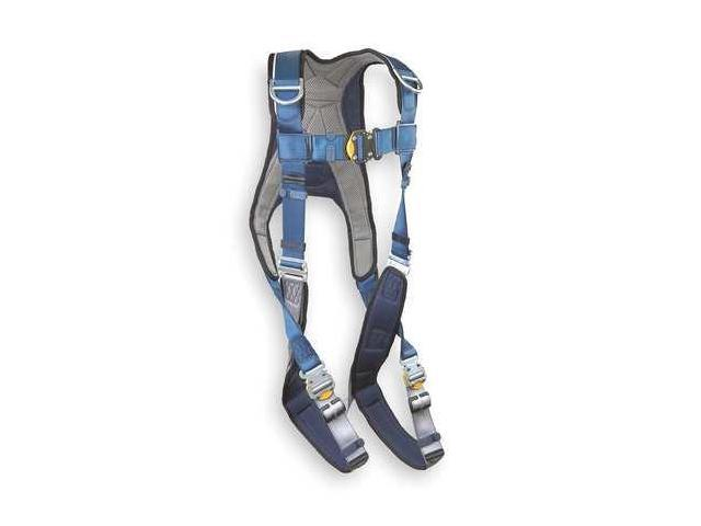 3M DBI-SALA 1108754 ExoFit Vest-Style Retrieval Harness, XL 420 lb  -  Newegg com