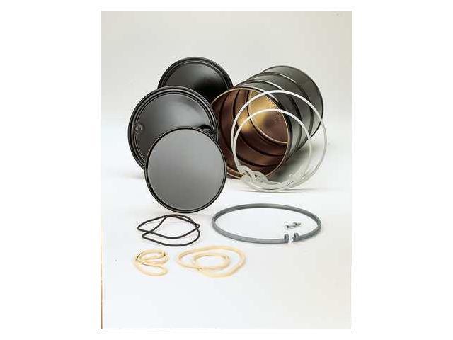 ZORO SELECT 3//8 X 1//2 X 68 Drum 55 Gal 68 In Diameter Rubber Basco