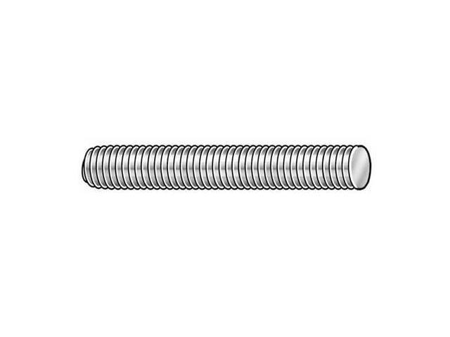 "FABORY U20360.050.3600 1//2/""-20 x 3/' Plain Low Carbon Steel Threaded Rod"
