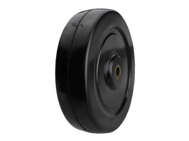 Zoro Select 1Kb19 Caster Wheel,200 Lb.,5In D X 1-1//4 In W