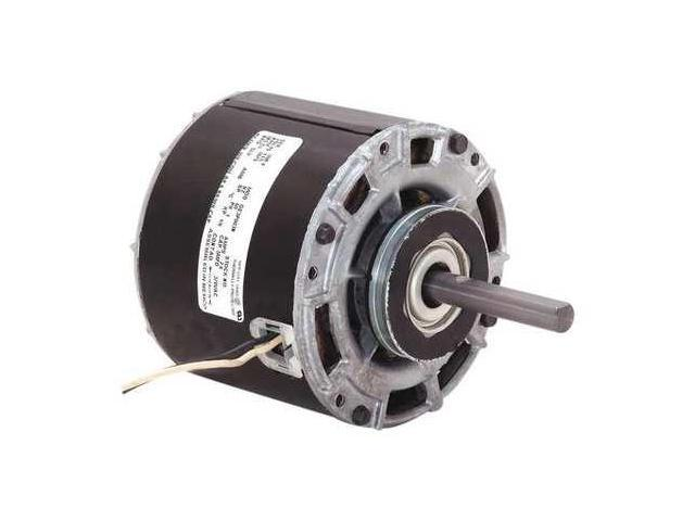 CENTURY 613A Motor, Sp Ph, 1/15 HP, 1550, 115/208-230, 42Y - Newegg.com