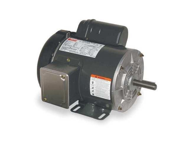 DAYTON GP Mtr,CS,TEFC,1//3 HP,1725 rpm,56 5K411