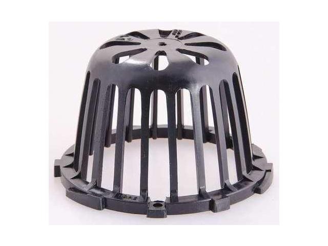 JAY R  SMITH MFG  CO 1330D Polyethylene Roof Drain Dome - Newegg com