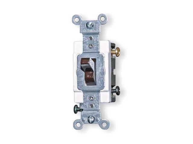 Leviton 4 Way Switch Brown