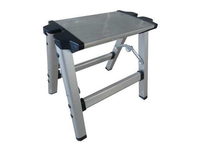 XTEND + CLIMB FT-1 1 Step, Aluminum Step Stool, 225 lb  Load