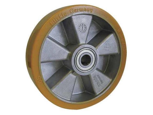 ZORO SELECT ALTH 160/20K-B12 Caster Whl,Polyurthane,6-1/4 in,1210 lb  -  Newegg com