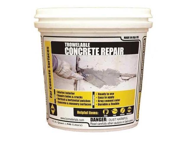 SAKRETE 120547 1 qt  Gray Pre-Mixed Concrete Patch - Newegg com