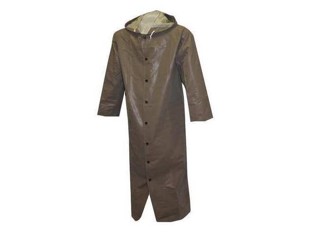 Tan L TINGLEY C12168 Magnaprene Flame Resistant Rain Coat
