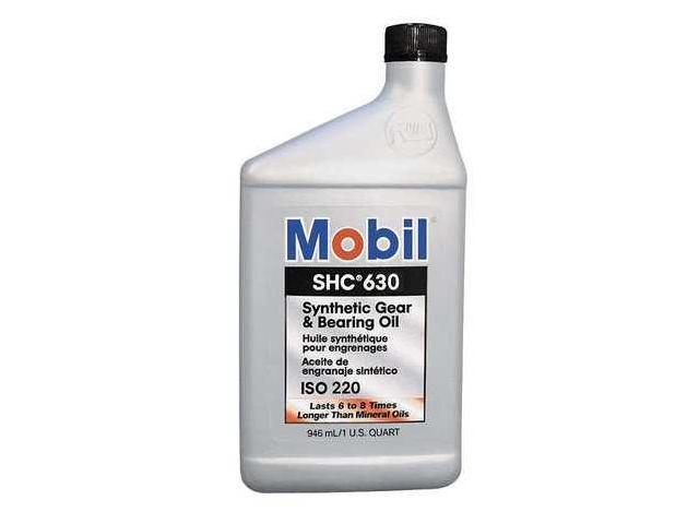 MOBIL 123000 Mobil SHC 630, Circulating, ISO 220, 1qt - Newegg com