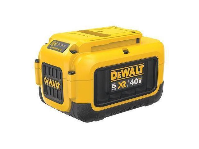 Dewalt DCB406 40V MAX 6.0 Ah Lithium-Ion Battery