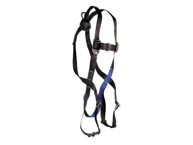 Full Body Harness Universal 425 Lb Black Condor 19f376