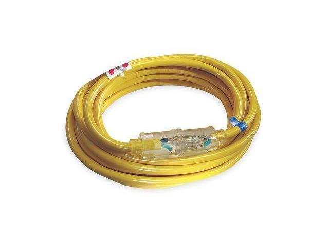 Power First 50 ft. 10/3 Lighted Extension Cord SJTOW, 4FZZ7 - Newegg.com