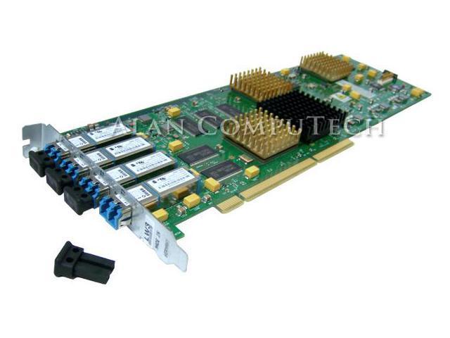 IBM 4-Port Fibre Channel PCi Interface Card 64P8000 64P8086-64P7992-64P7988