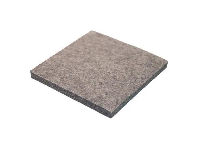 ZORO SELECT 2FKD3 Felt,F5,1//8 In Thick,1 x 120 In