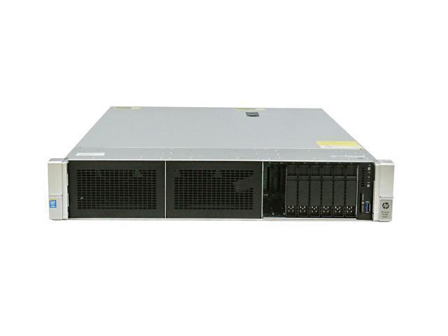 HP DL380 G9 E5-2690v3 2 6Ghz 12C 2P 32GBR P440ar/2G FBWC 8SFF 800W RPS  iLO/1view Rack Server 803861-B21 - Newegg com
