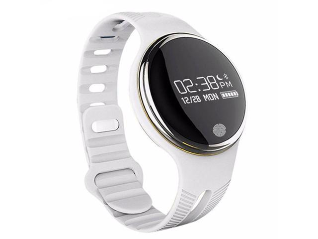 E07 Bluetooth 4.0 Sports Smart Bracelet IP67 Waterproof Fitness Tracker Smartband Call Reminder for Android IOS