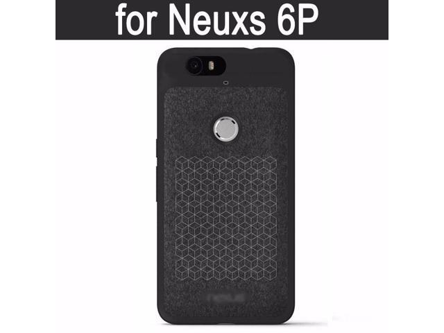 size 40 e3450 436aa For Huawei Nexus 6P Leather Original Case Official TPU Soft Back ...