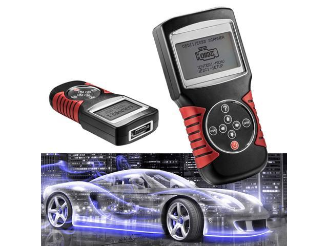 Vehicle Code Reader >> Kw820 Eobd Obdii 2 Car Engine Diagnostic Scanner Vehicle Code Reader Scan Tool For Us European And Asian Vehicles Newegg Com