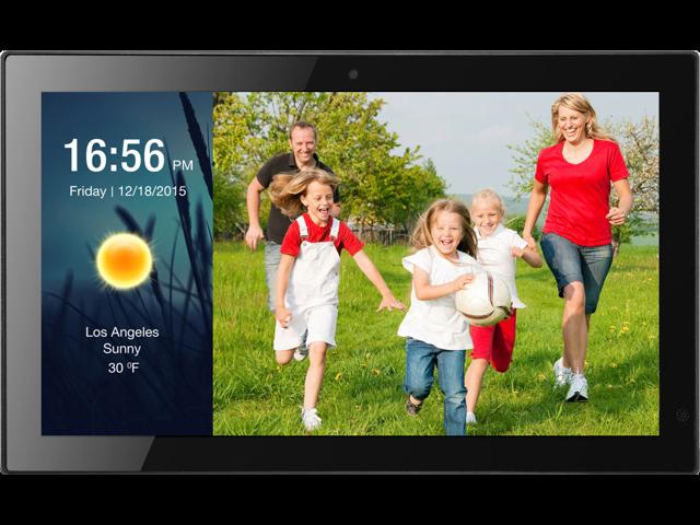 Sungale 19 Smart Wifi Cloud Digital Photo Frame W Built In Camera