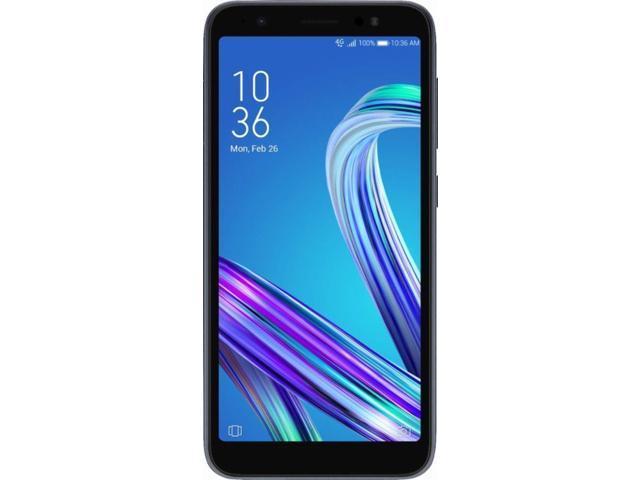 Refurbished: Asus ZenFone Live 16GB Unlocked IPS Touch - Midnight Black  ZA550KL-S425-1G16G-BK - Newegg com