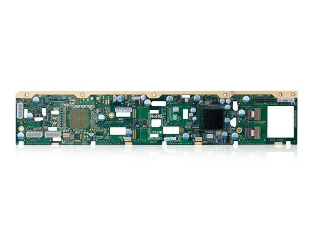 SuperMicro BPN-SAS2-826EL1 backplane w/ single LSI SAS2X28 expander chip -  Newegg com