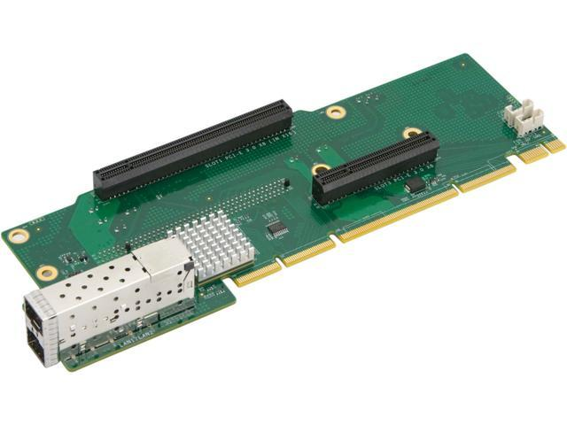SuperMicro AOC-2UR68-I2XS 2U Ultra Intel 82599ES - 2 10Gb SFP+ ports -  Newegg com