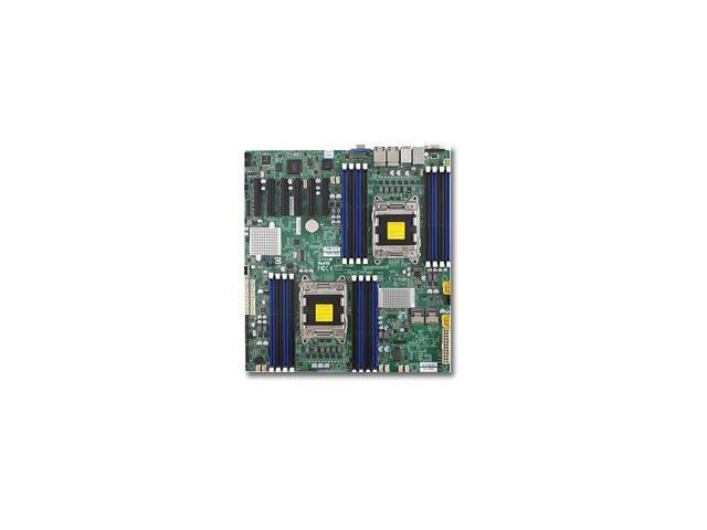 Supermicro X9DRD-7LN4F-JBOD Motherboard - Newegg com