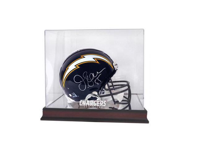 the latest 068c8 b14ee Junior Seau San Diego Chargers Autographed Full Size NFL Helmet - Newegg.com