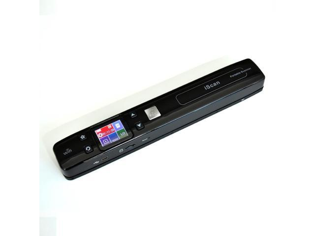 Iscan Two Rollers Digital Wifi Portable Scanner 1050 Dpi