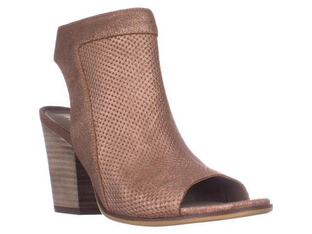 naturalizer Yanni Heeled Zip Sandals, Rose Dust, 10 US / 40 EU - Newegg com