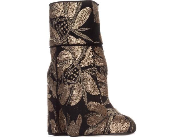 5 Madden BootsGold Ankle Us Goldie Sequin6 Steve edCBox