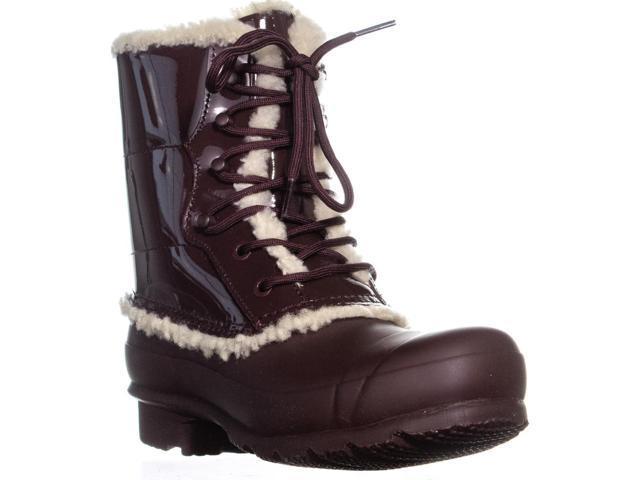 hunter original lace up boots